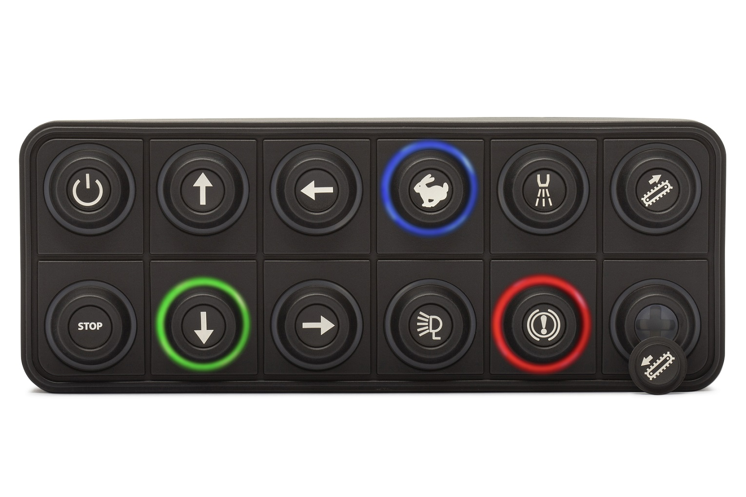 12 button CANBUS keypad