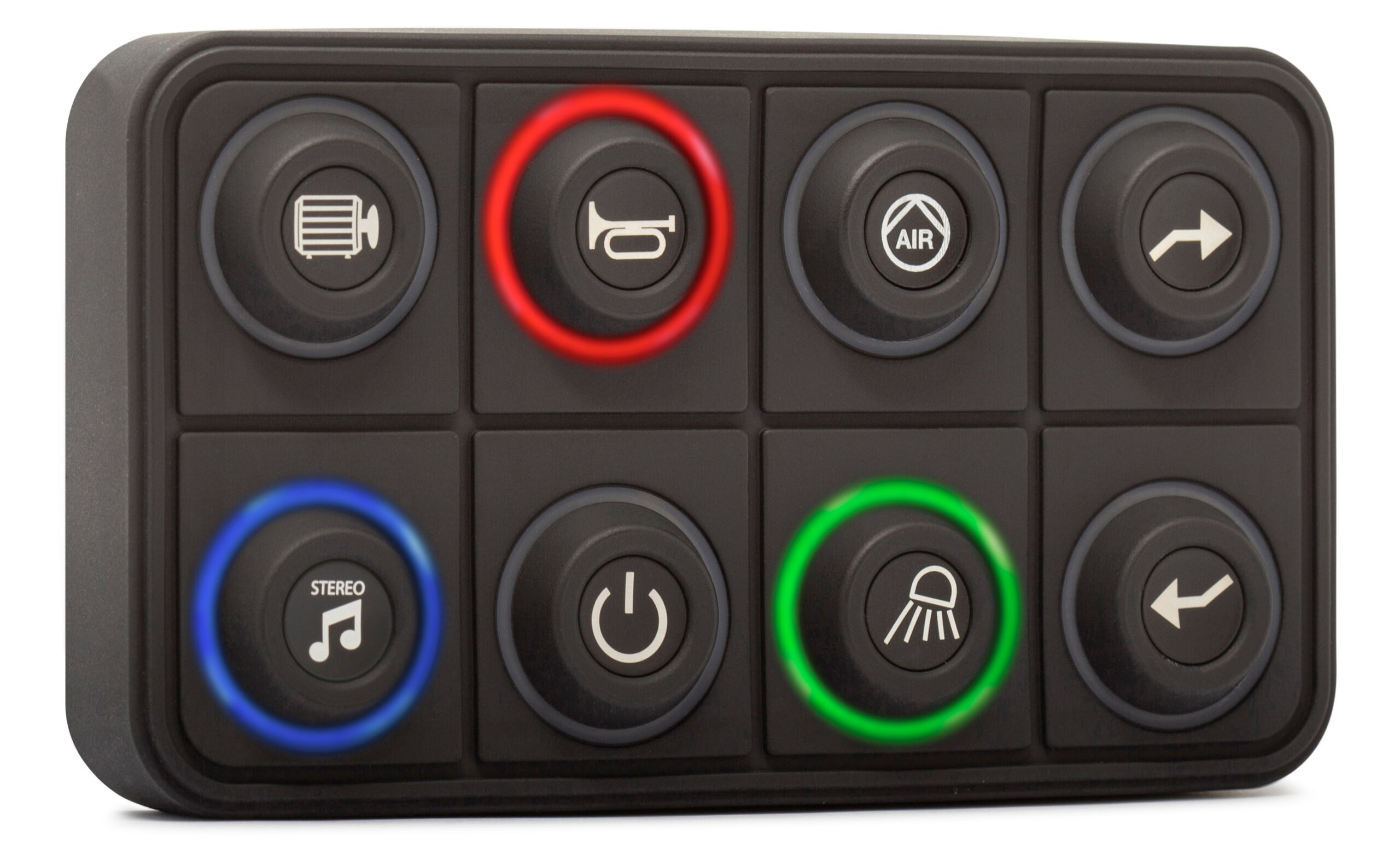 8 button CANBUS keypad
